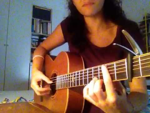 [Fra Federico Russo] Il canto dell' Amore (fingerstyle version by Josephine)