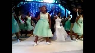 Comic Pastor: My Wedding Dance