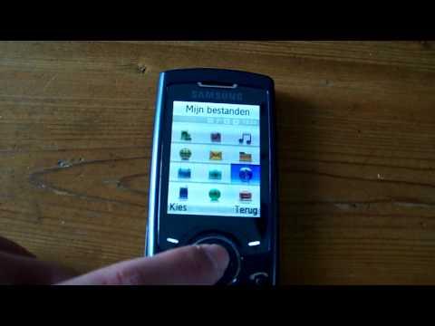 Samsung U600 problem