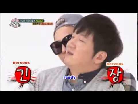 131204 G-DRAGON on Weekly Idol [ENG SUB] part 1