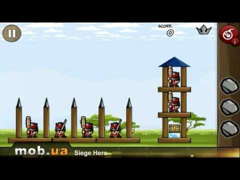 Siege Hero  для Android - mob.ua