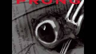 PRONG--THE BANISHMENT--with LYRICS!!! (official SAW V Soundtrack)