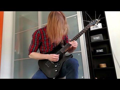 Disturbed - Stricken (Guitar Cover)