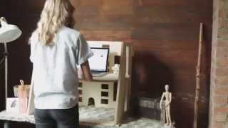 Introducing: The ERVO Standing Desk