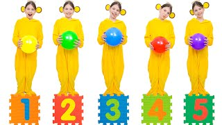 Five little monkeys 🙈 동요와 어린이 노래   Kids Song
