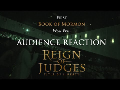 AUDIENCE REACTION to Reign of Judges:...