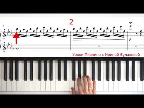 моцарт мелодия дождя ноты для фортепиано