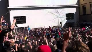 Champagnegaloppen @ Stockholms nation 2012