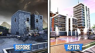 NEW SEASON 9 TILTED TOWERS REVEALED! FORTNITE SEASON 9 MILITARY BASE! (Season 9 Battle Pass Theme)