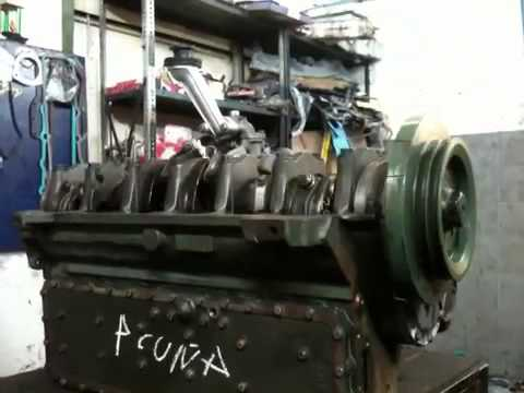 359c87bb415 Motor Mercedes Benz girando - YouTube