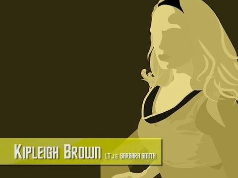 To Boldly Indiegogo: Kipleigh Brown