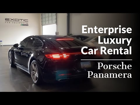 Enterprise Exotic And Luxury Car Rental Review