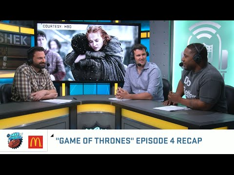 DDFP Game of Thrones Episode 4, Season 6 Review | Dave Dameshek Football Program