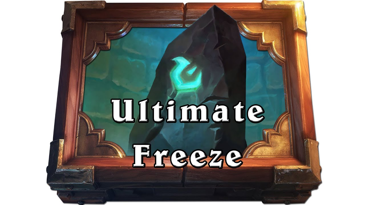 Summoning Stone Mage The Ultimate Freeze Comeback Lets Play Hearthstone 6