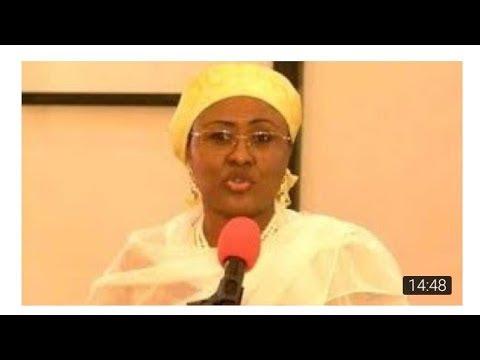 BIAFRA; AISHA BUHARI FINALLY RESPOND TO IPOB LAWYER IFEANYI EJIOFOR