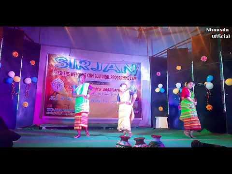 Sirjan 2k17  girls Dance performance  Bidhan Chandra Krishi Viswavidyalaya from YouTube · Duration:  3 minutes 30 seconds