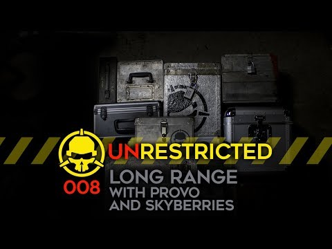 Unrestricted Podcast Ep008 - Long Range! (with @fpvprovo and @skyberries_fpv)