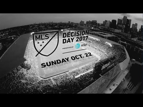 MLS Decision Day 2017 presented by AT&T