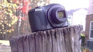 Nikon Coolpix L610 Full HD 1080P Video tests, Day & Low Light