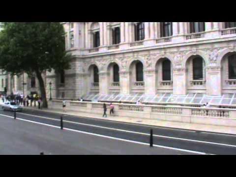 Great Britain, United Kingdom, Whitehall Street, downing Street 10, Centre of London