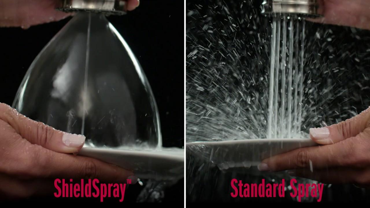 ShieldSpray Technology - YouTube