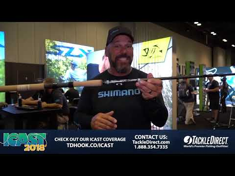 27030b951b6 G Loomis New E6X Inshore Rods at ICAST 2018 - YouTube