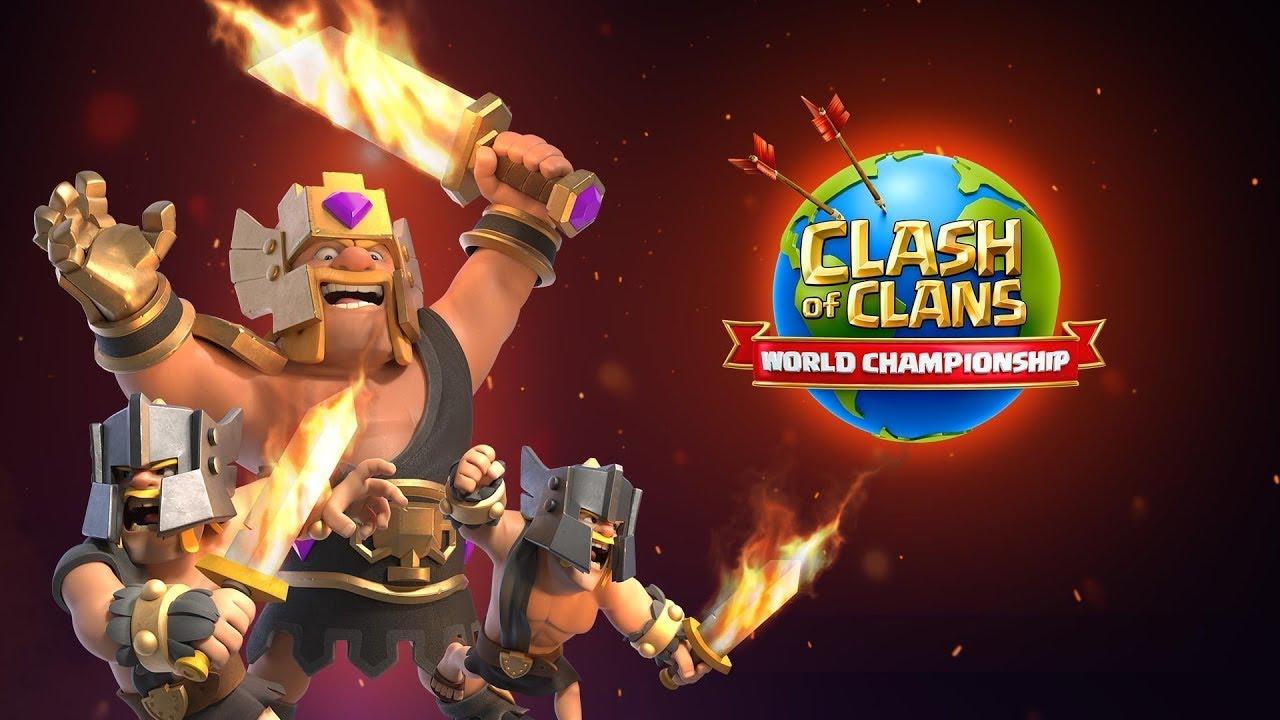 RAJA JUARA Ada Di Sini Untuk Waktu Terbatas! (Clash of Clans)
