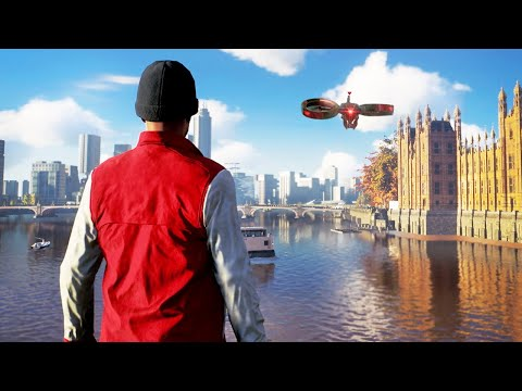 Watch Dogs Legion is Insane..