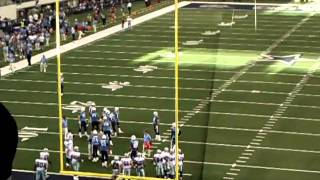 Cowboys Vs Titans 2010