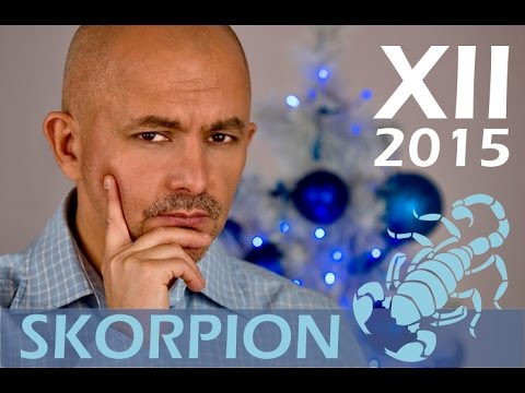 horoskop skorpion astrologiczny grudzie 2015 youtube. Black Bedroom Furniture Sets. Home Design Ideas