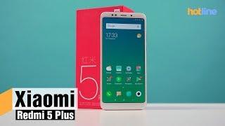Xiaomi Redmi 5 Plus (Redmi Note 5) — обзор смартфона