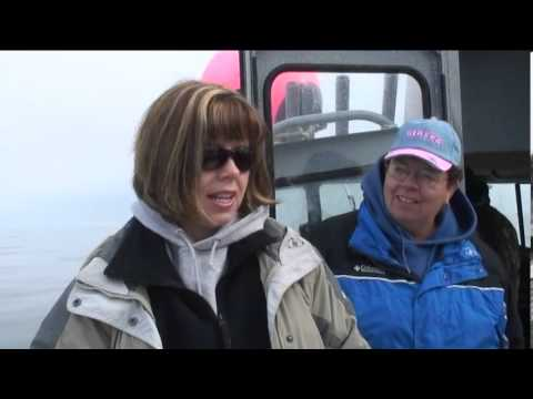 Alaska Fishing for Halibut on the Cook Inlet
