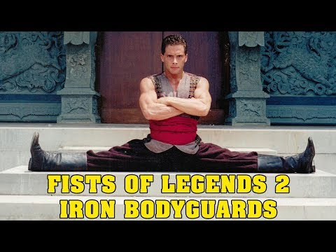 Wu Tang Collection - Fists of Legends II - Iron Bodyguards