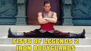 Video Wu Tang Collection - Fists of Legends II - Iron Bodyguards download MP3, 3GP, MP4, WEBM, AVI, FLV Agustus 2017