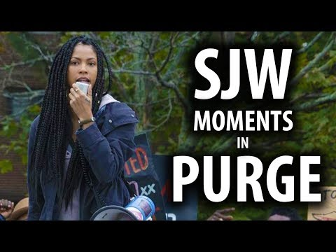 SJW Moments in The First Purge