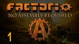 Factorio No Assembly Required 1