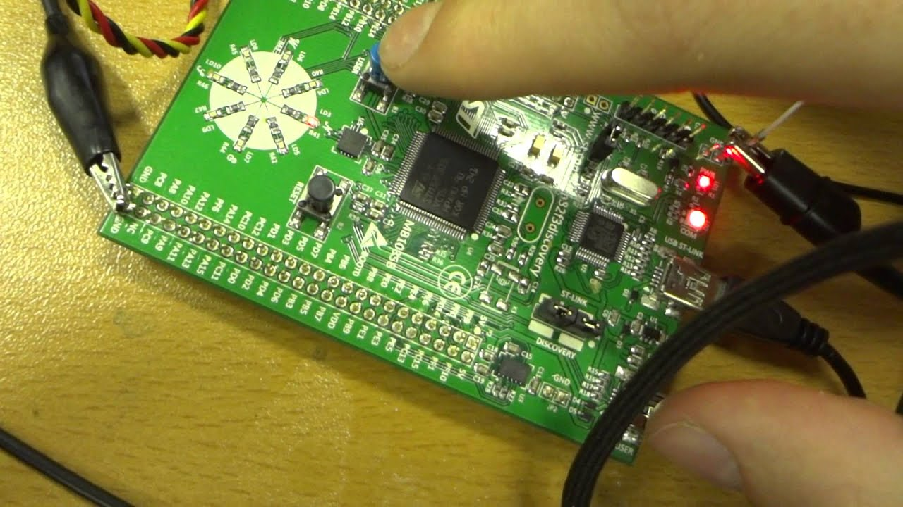 Libraries Hardware - Arduino for STM32