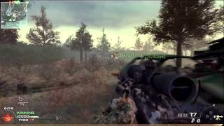 Modern Warfare 2| Barrett .50 Cal | MW3 Connection problems!