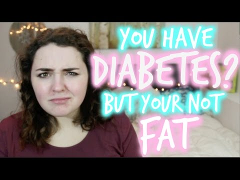 Stupid Things People Say to Diabetics | Type 1 Diabetes