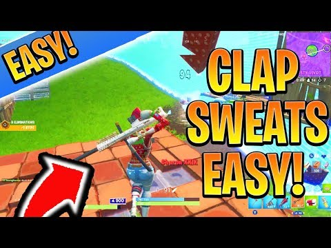 How to Kill TRYHARDS EASY! Fortnite Ps4/Xbox Tips and Tricks Season 9 (How to Win in Fortnite)