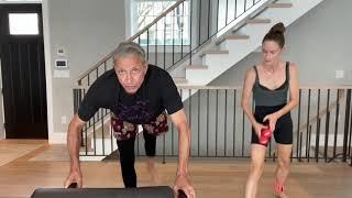 Maison Goldblum Stretch 34mins With My Best Student