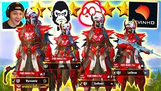 MAXED BLOOD RAVEN SQUAD with Levinho, Sevou, and Goze!