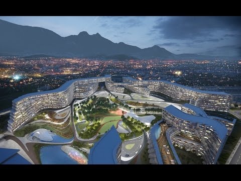 Esfera City Center / Zaha Hadid Architects
