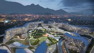 Esfera City Center / Zaha Hadid Architects