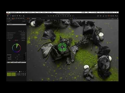 Capture One 11 Webinar | The Color Editor Master Class