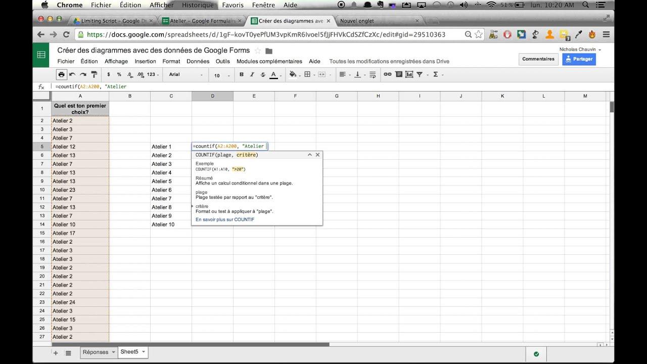 Google docs forms cration des diagrammes avec des donnes qui google docs forms cration des diagrammes avec des donnes qui ne sont pas des numros ccuart Images