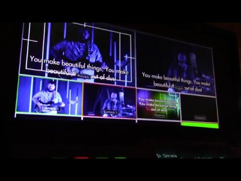 Video Directing Worship at Church