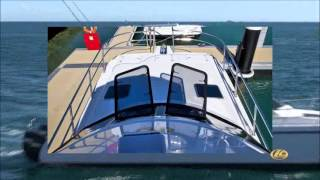 LeisureCat 350 Sportscruiser