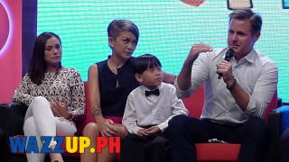 Kano Luvs Pinay Presscon Part 4 with Tuesday Vargas and Lee O