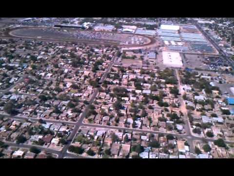 Albuquerque State Fair 2011 Flyover